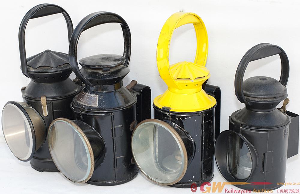 Handlamps X 4 To Include, LMS 3 Aspect Handlamp,