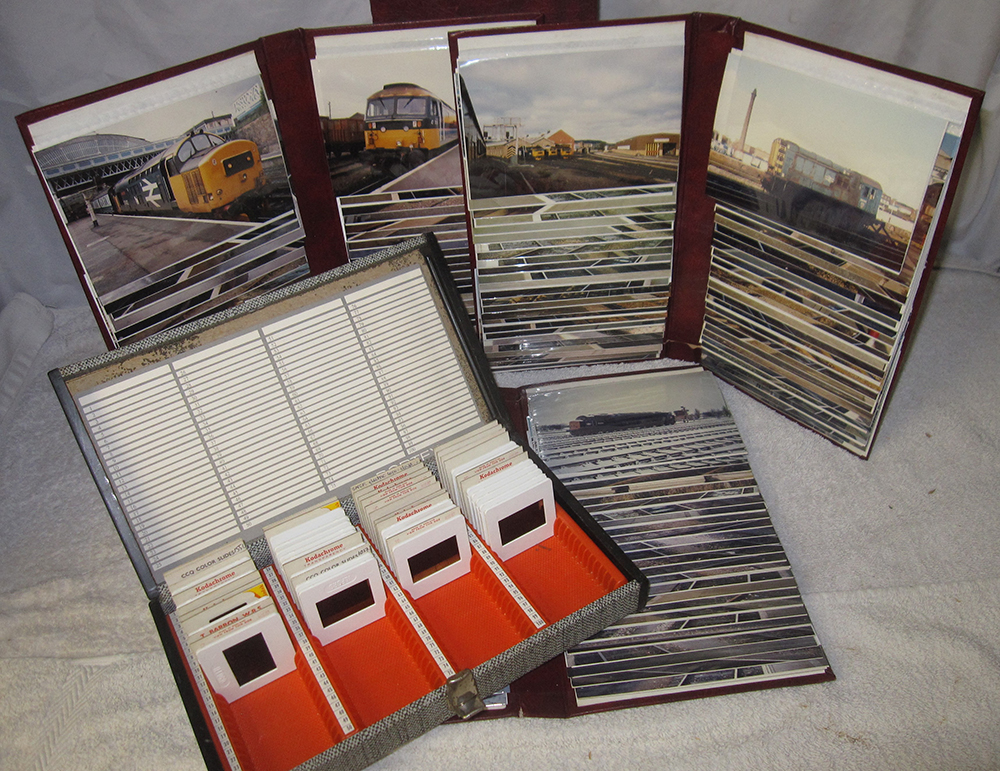 A Detailed Collection Of Diesel Locomotive