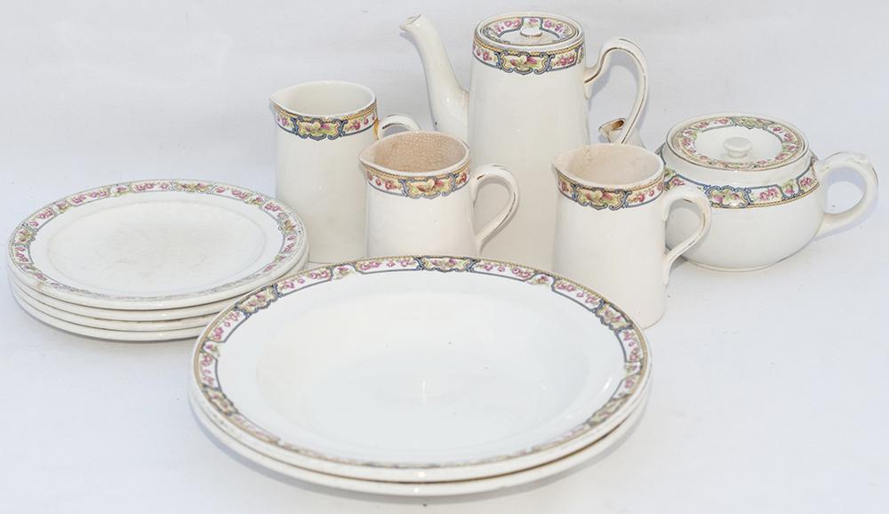 LNER KESICK China Scottish Pattern. Coffee Pot,
