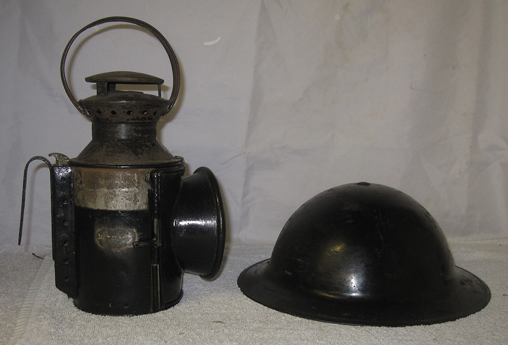 M&GN JR Hand Lamp Faintly Marked M&GN JR On Side.