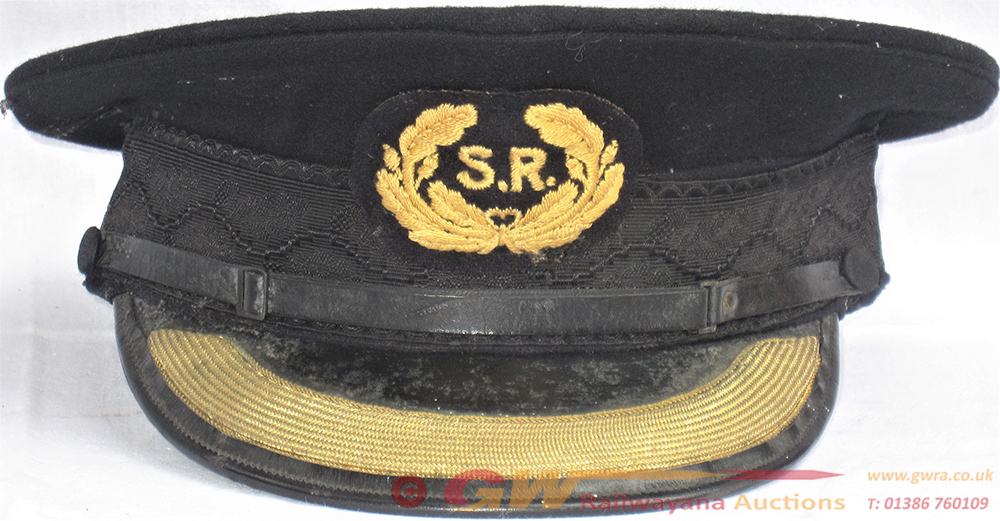 <P>SR STATION MASTERS Cap Complete With SR Cloth