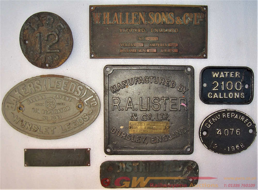 A Collection Of Miscellaneous Works Plates To