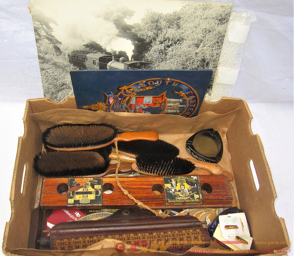 A Sundry Lot Containing Various Items Of Interest