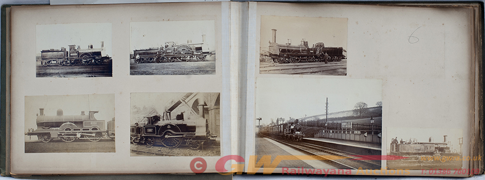 A Comprehensive PHOTOGRAPH ALBUM Dating From The