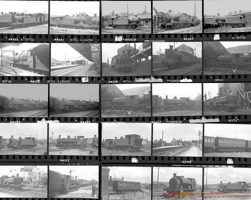 Approximately 98, 35mm Negatives. Includes Barry,