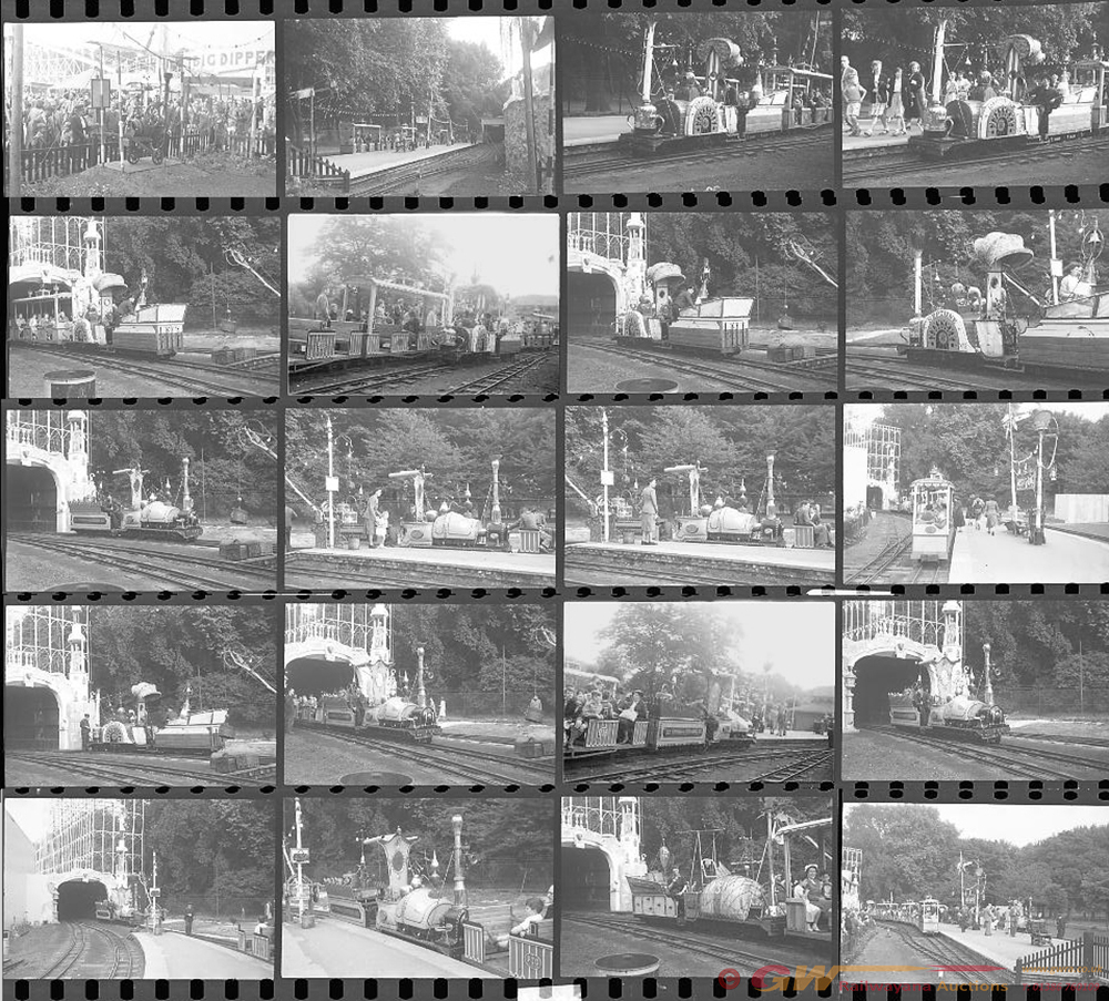 Approximately 22, 35mm Negatives. Includes Far
