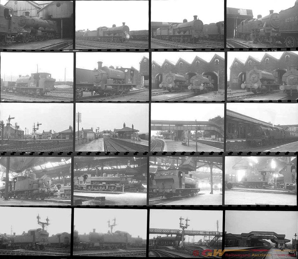Approximately 147, 35mm Negatives. Includes