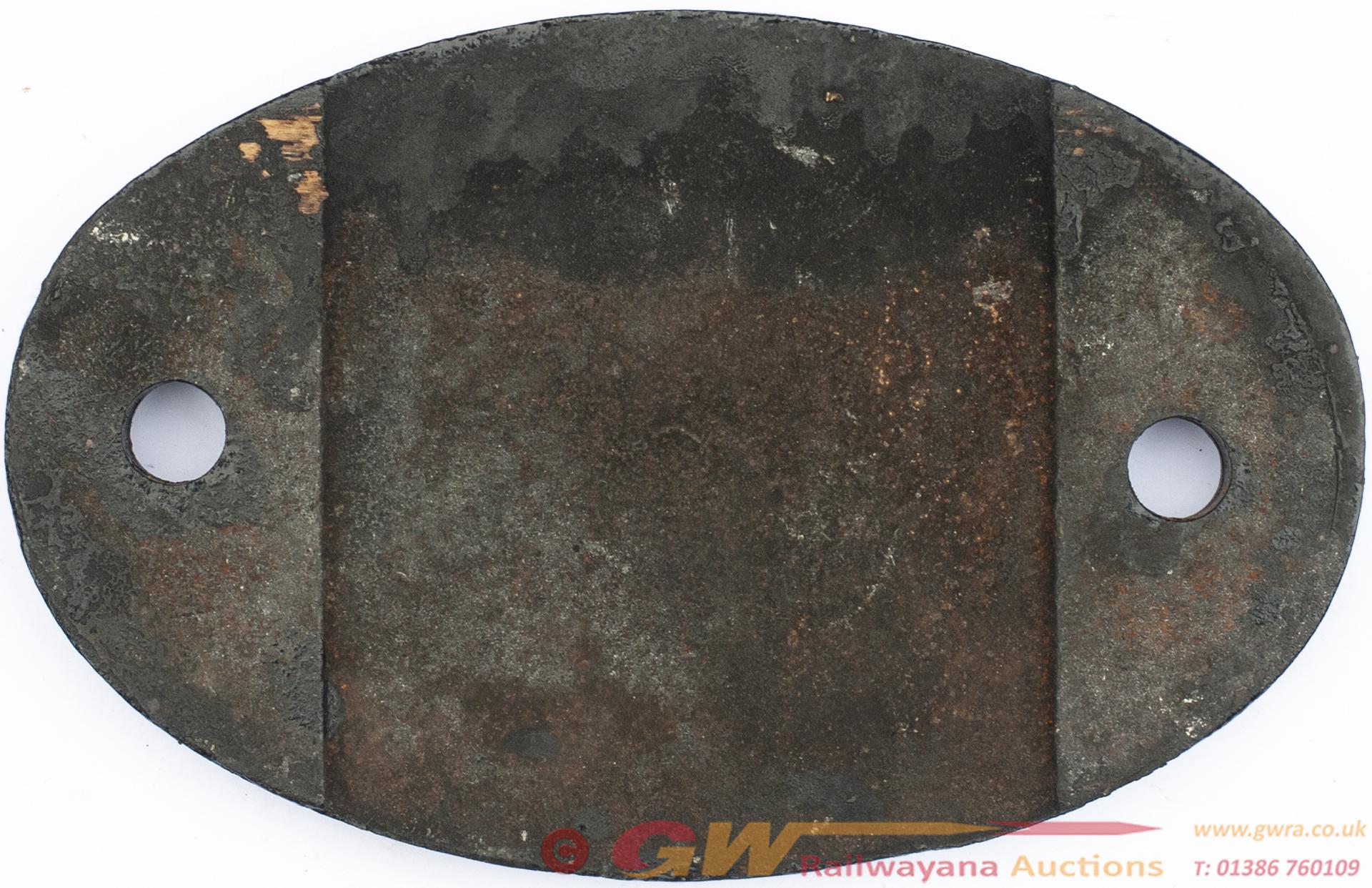 Shedplate 34e New England 1958-1968 With A Sub