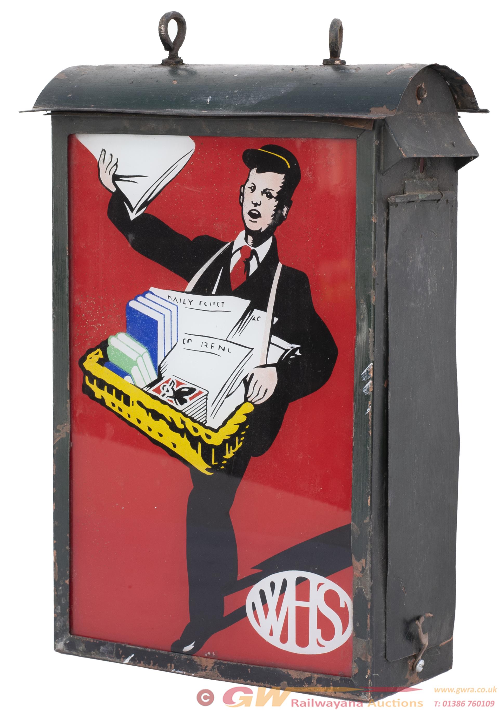Advertising Light Box With Original Glass Panel