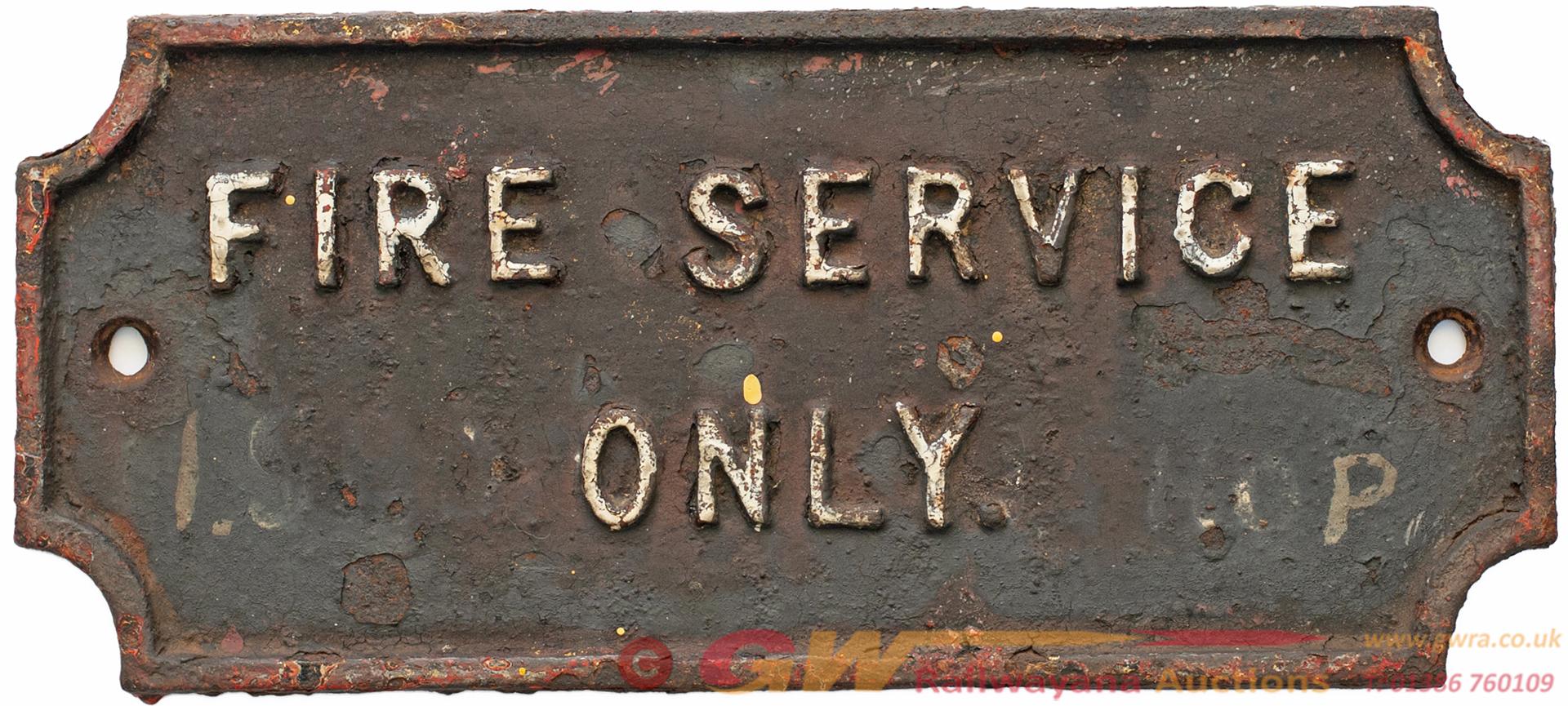 Lancashire & Yorkshire Railway Cast Iron