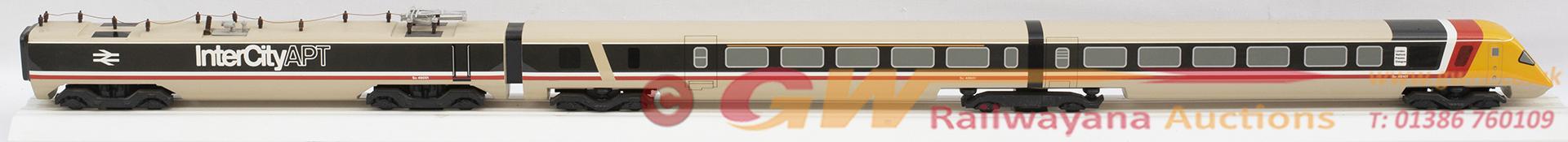 Travel Agents Display Model Of British Railways