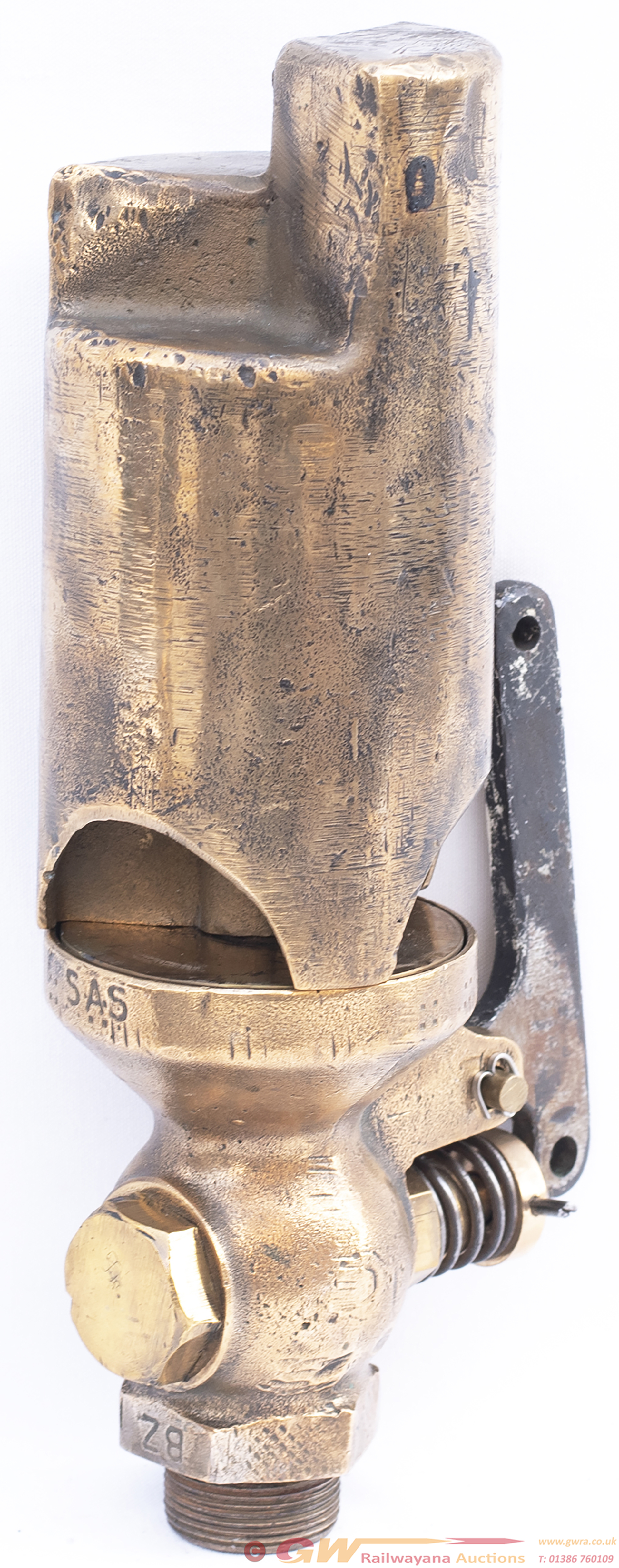 South African Railways 3 Tone Chime Whistle