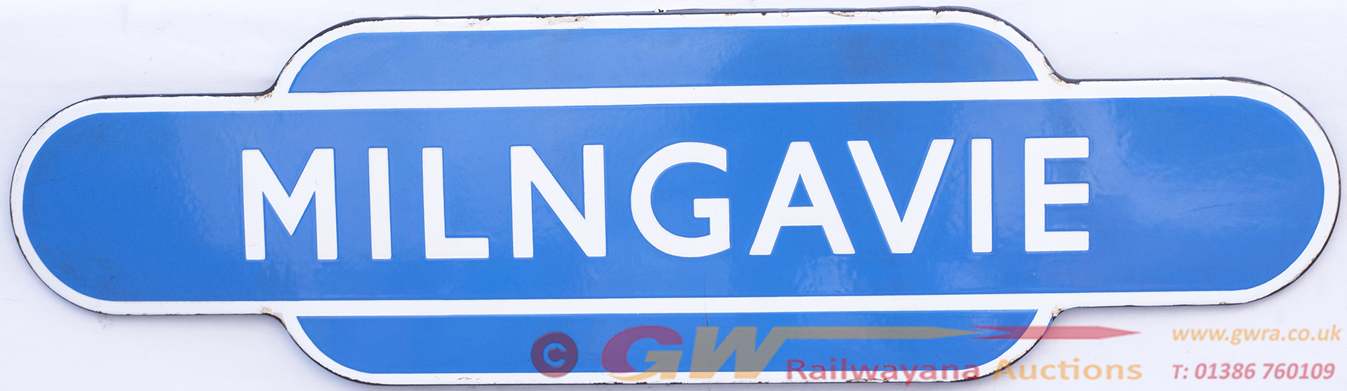 Totem BR(SC) FF MILNGAVIE From The Former Glasgow