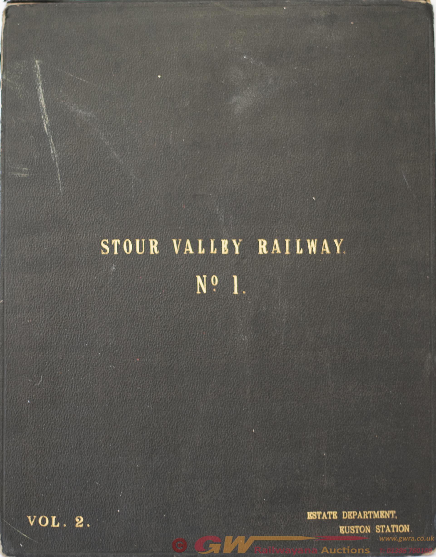 London & North Western Railway Original Hand