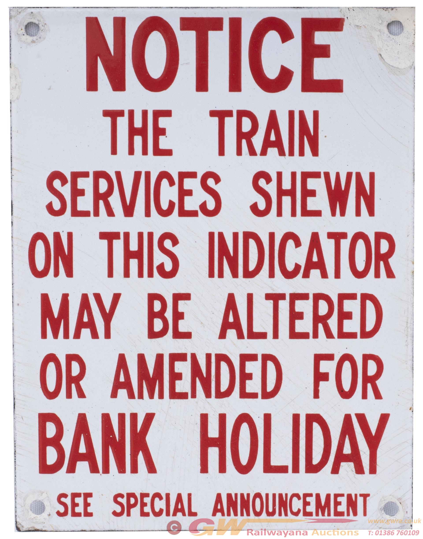 London & South Western Railway Indicator Board