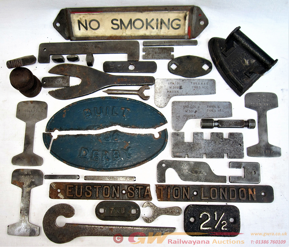 A Miscellaneous Lot To Include A Number Of Tools.
