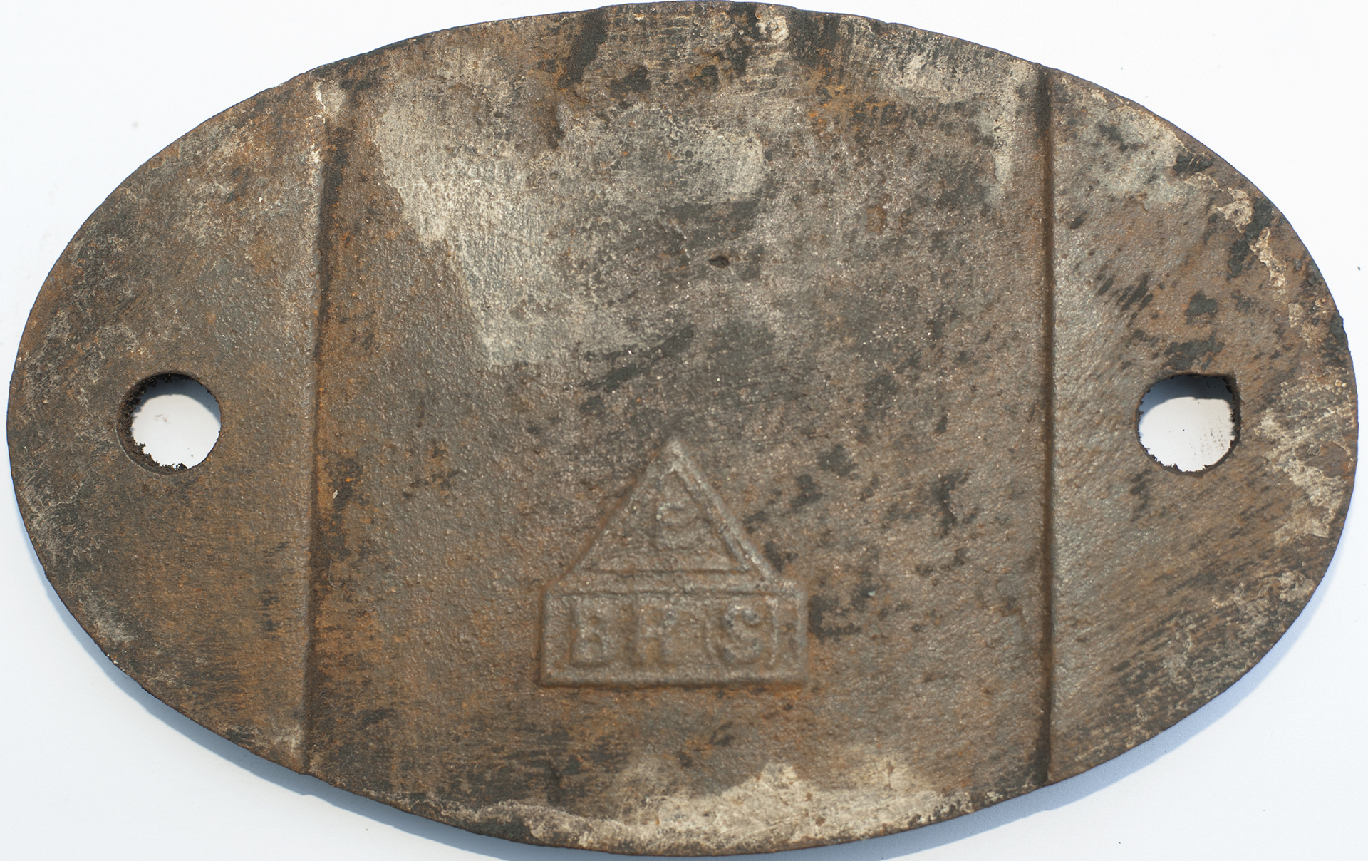 Shedplate 75a Brighton 1950-1973 With Sub Sheds