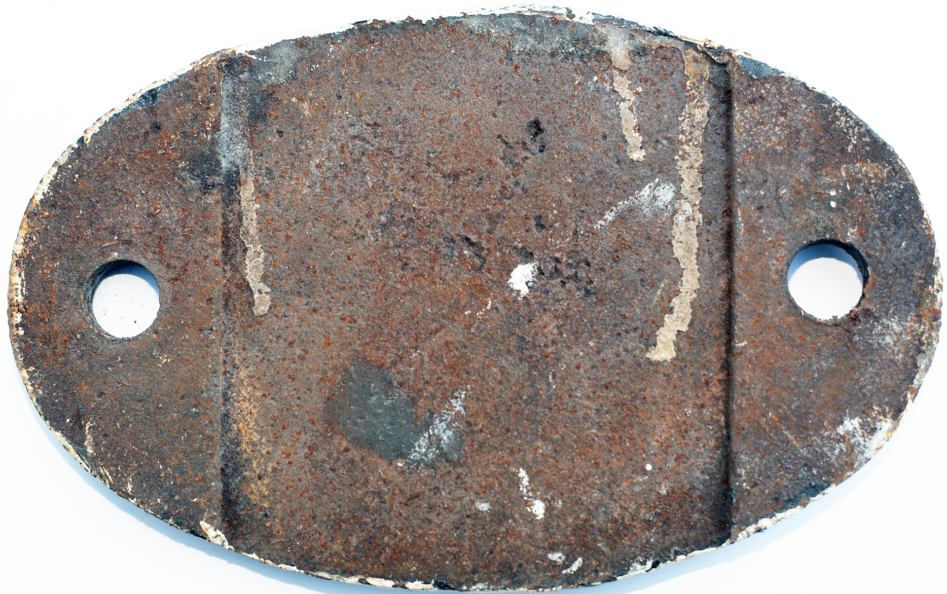 Shedplate 51l Thornaby 1958-1973. In As Removed