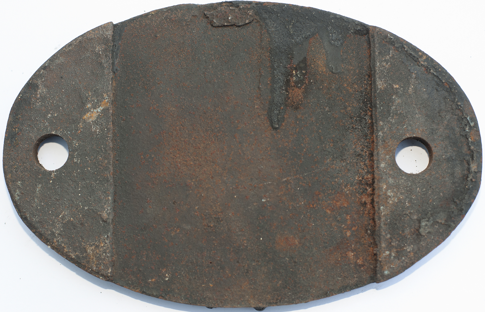 Shedplate 14d Neasden 1950-1962 With A Sub Shed Of