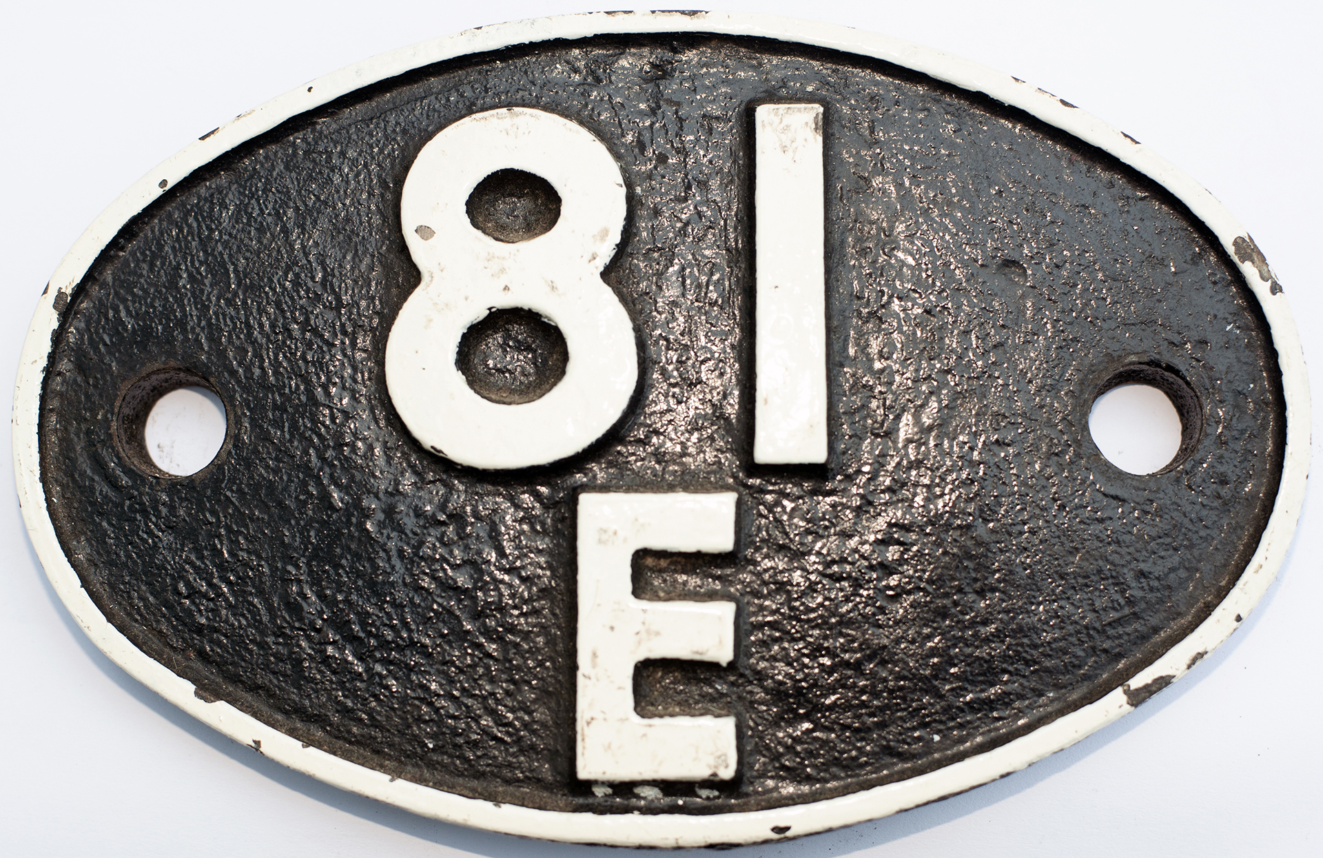 Shedplate 81e Didcot 1950-1965 With Sub Sheds