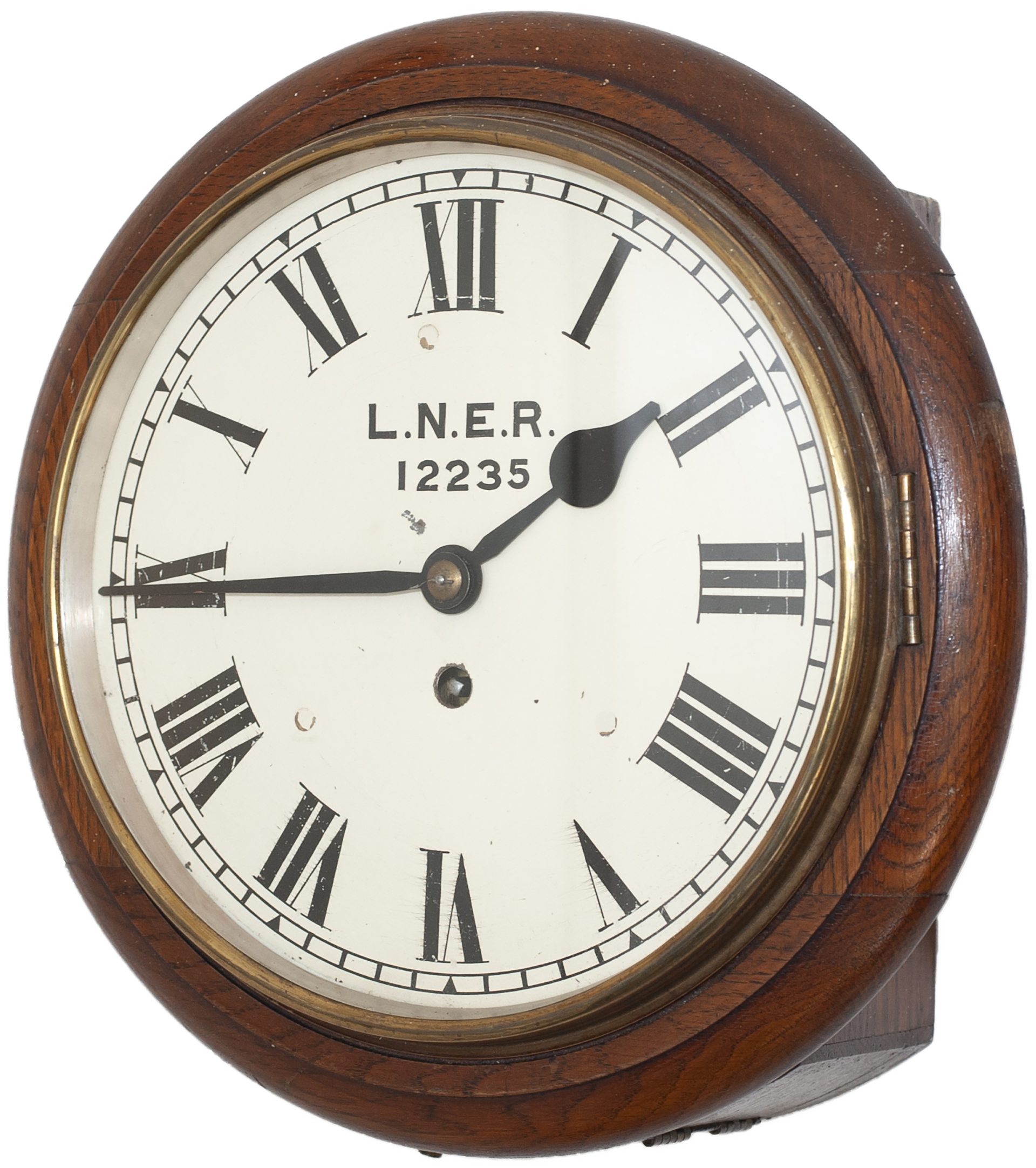 London & North Eastern Railway 10 Inch Oak Cased