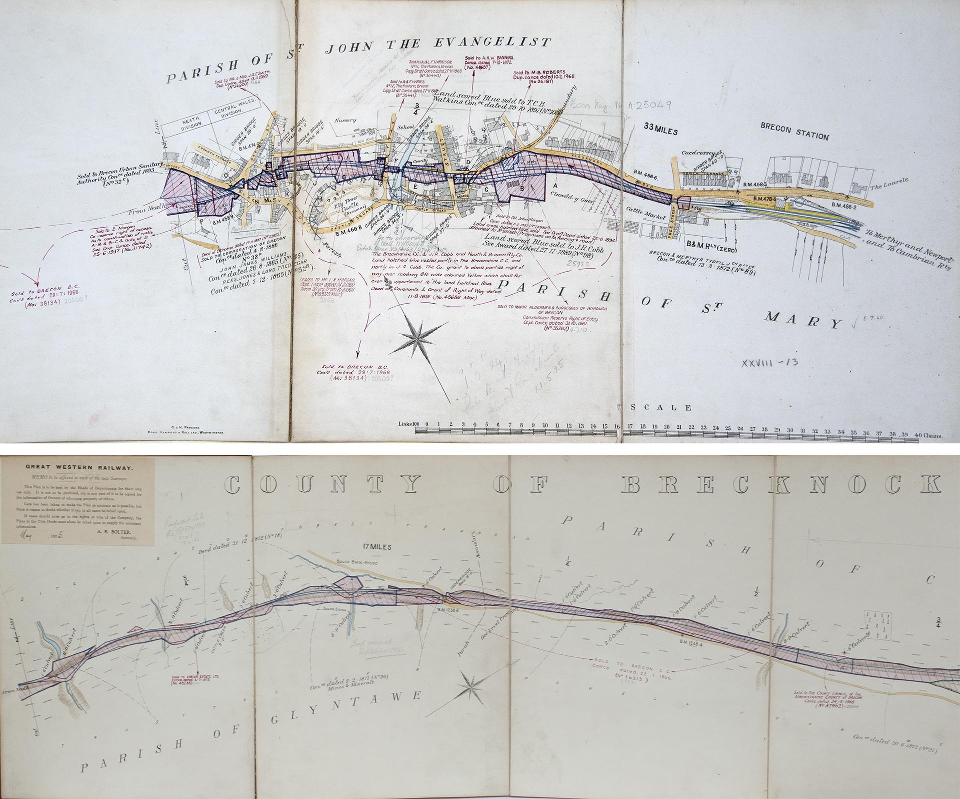 Neath And Brecon Railway Great Western Railway