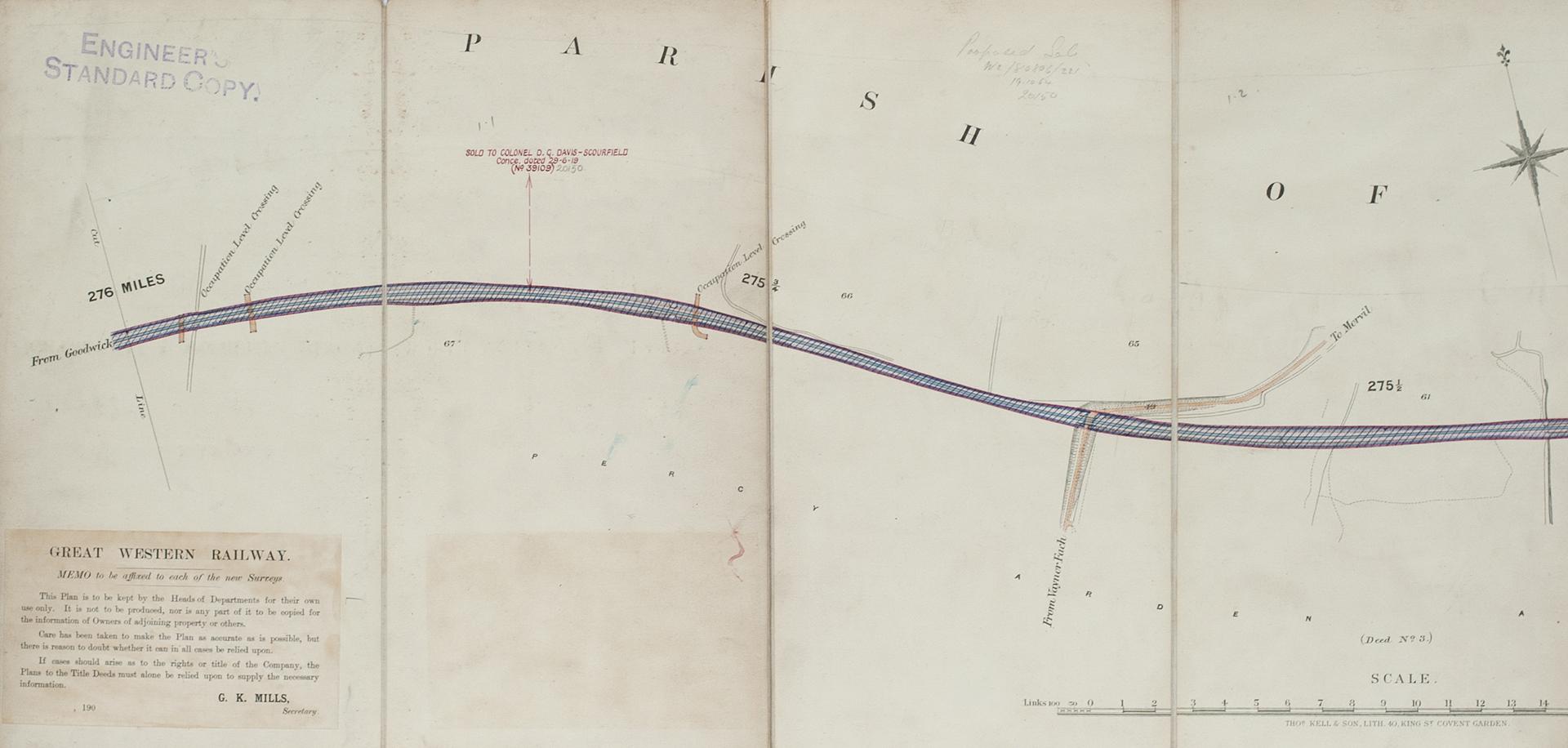 North Pembrokeshire And Fishguard Railway Great
