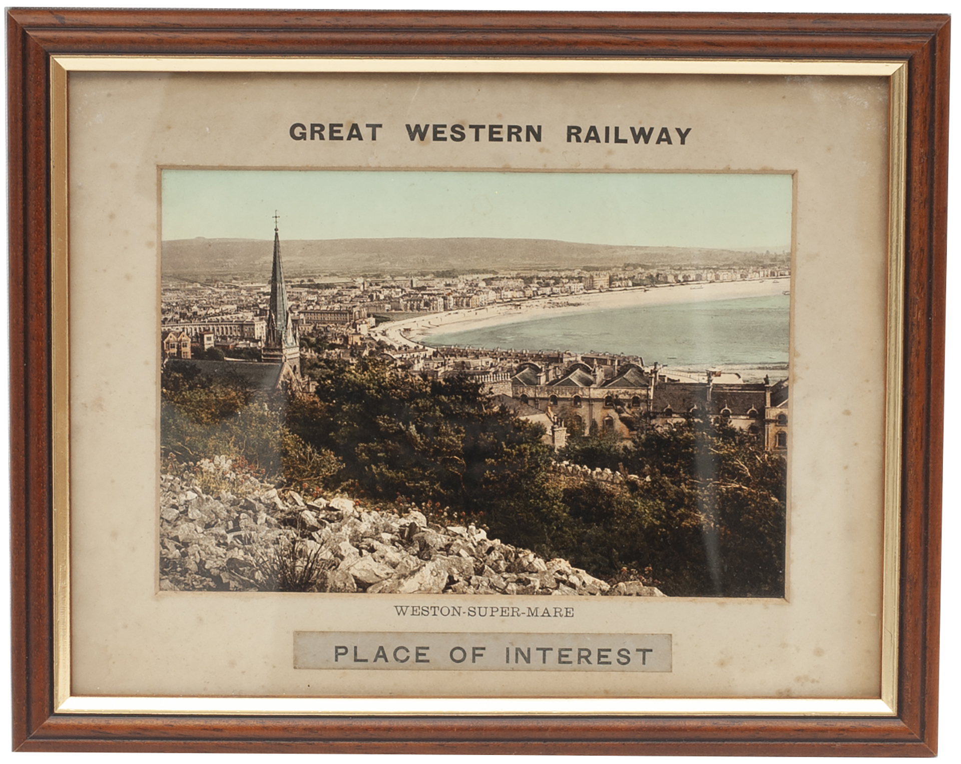 Great Western Railway Carriage Panel