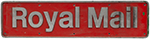 Nameplate ROYAL MAIL Ex British Railways Class 47 - select image 1