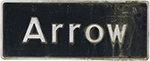 Nameplate ARROW Ex British Railways Class 67 - select image 1